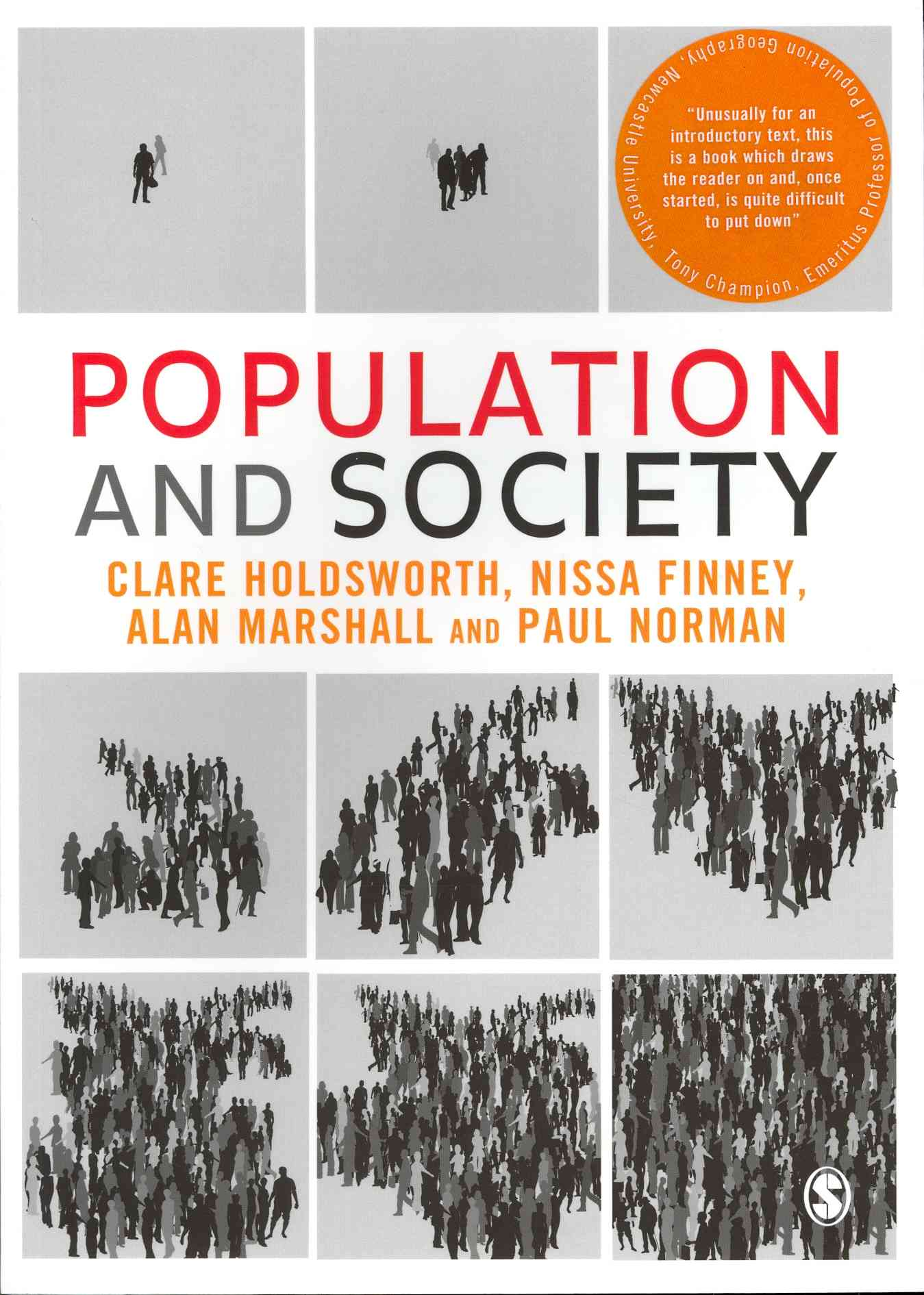 Population and Society By Holdsworth, Clare/ Finney, Nissa/ Marshall, Alan/ Norman, Paul